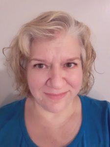 Photo headshot of Licensed Massage Therapist Catherine Knowles